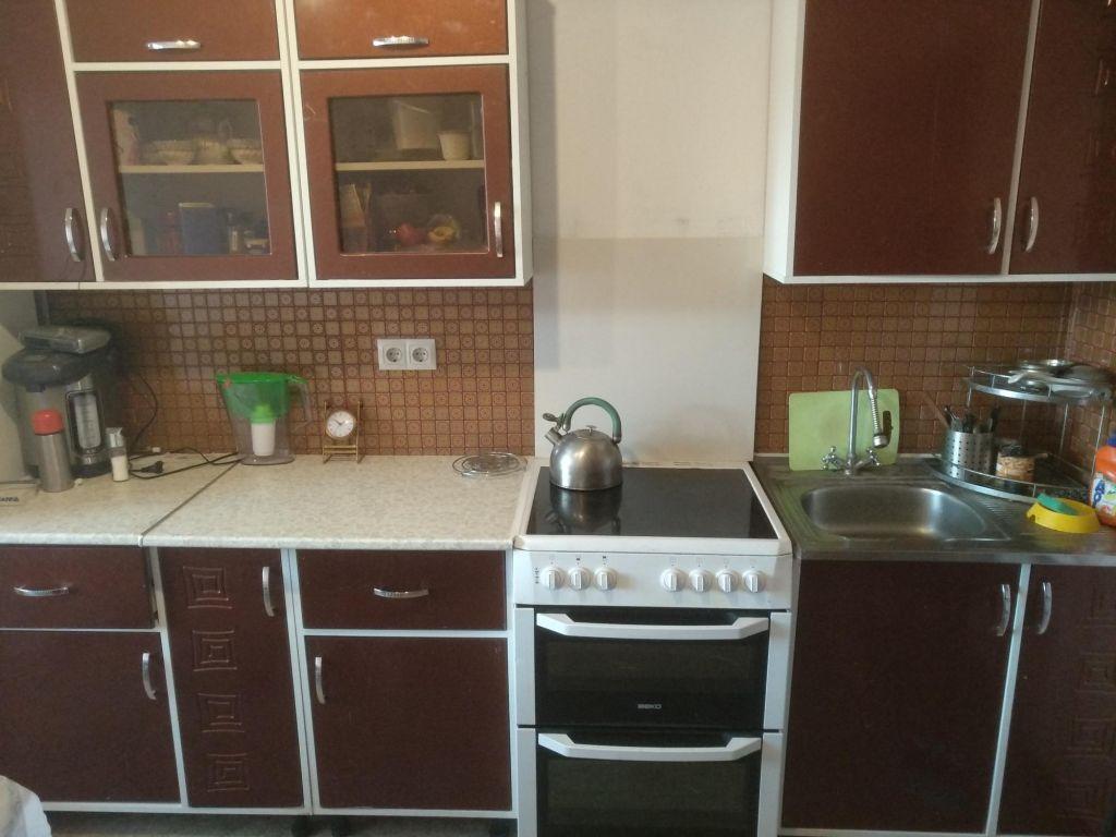 Продажа однокомнатной квартиры деревня Большие Жеребцы, цена 2650000 рублей, 2021 год объявление №483806 на megabaz.ru