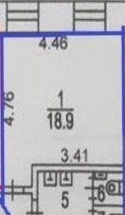Продажа студии Москва, метро Чеховская, Страстной бульвар 4с3, цена 8390000 рублей, 2021 год объявление №483761 на megabaz.ru