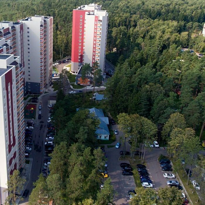 Продажа двухкомнатной квартиры поселок Горки-10, цена 5150000 рублей, 2021 год объявление №485296 на megabaz.ru