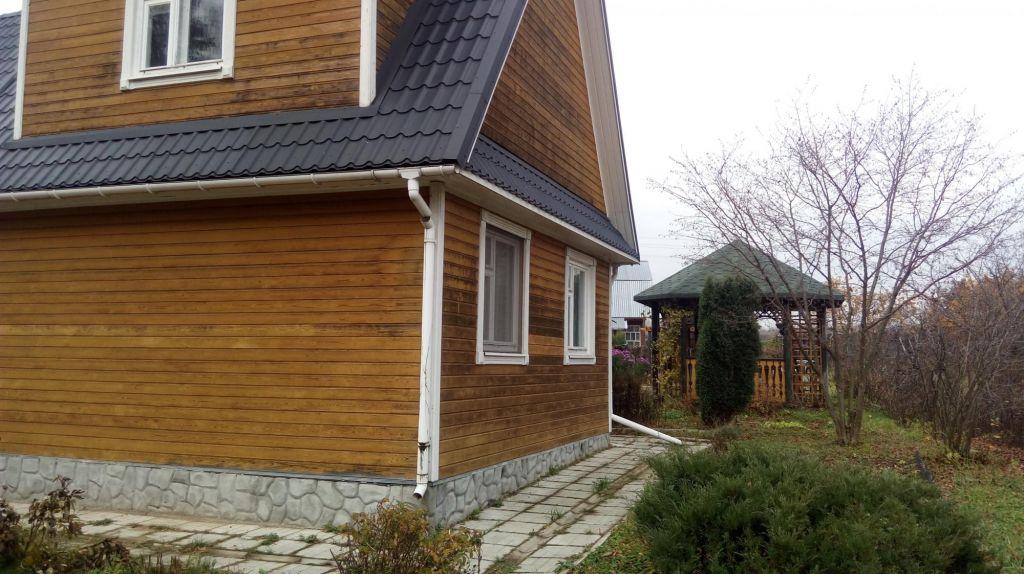 Продажа дома поселок Лесные Поляны, Центральная улица, цена 4500000 рублей, 2020 год объявление №484118 на megabaz.ru