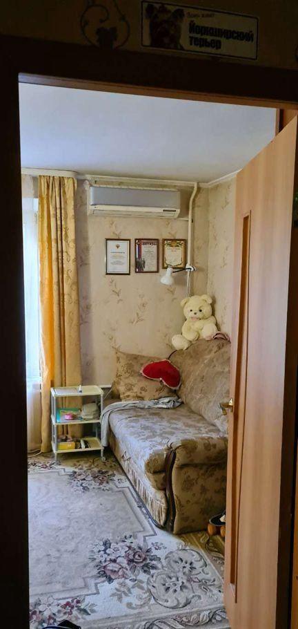 Продажа двухкомнатной квартиры Москва, метро Кузьминки, улица Маршала Чуйкова 4, цена 8800000 рублей, 2021 год объявление №504487 на megabaz.ru