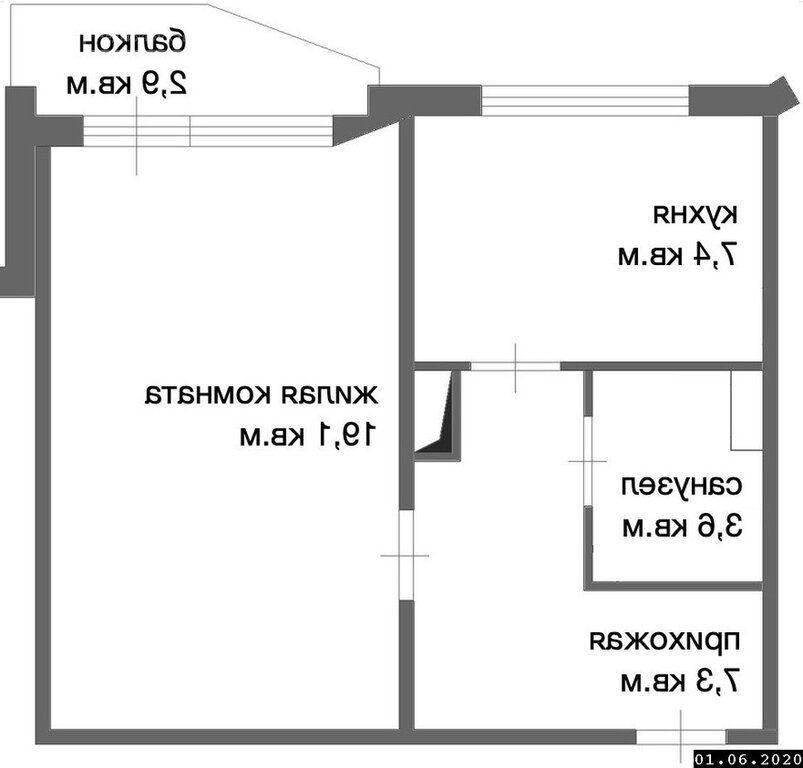 Продажа однокомнатной квартиры Люберцы, метро Лермонтовский проспект, Колхозная улица 20, цена 5160000 рублей, 2021 год объявление №484486 на megabaz.ru