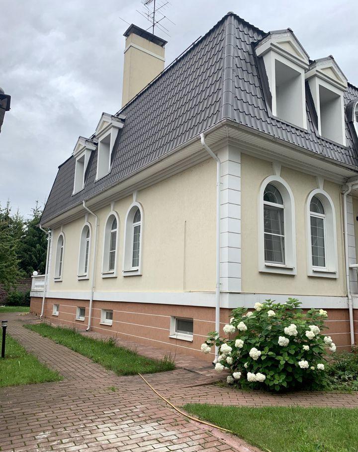 Продажа дома поселок Барвиха, цена 105000000 рублей, 2021 год объявление №515497 на megabaz.ru