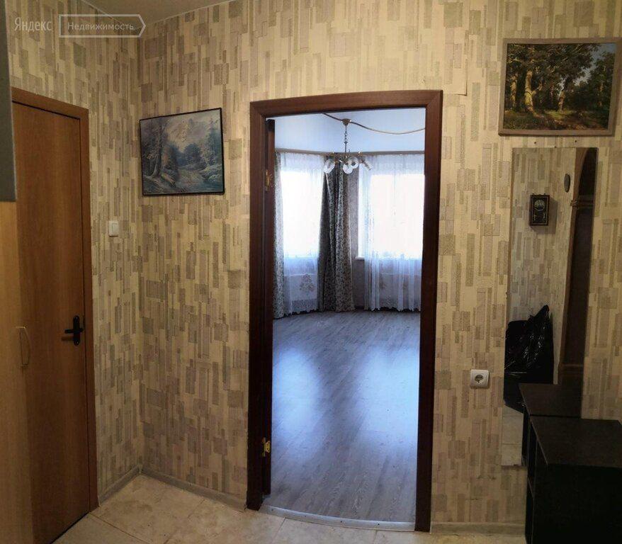 Продажа однокомнатной квартиры Одинцово, Кутузовская улица 4, цена 6390000 рублей, 2020 год объявление №510029 на megabaz.ru