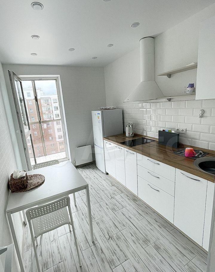Аренда однокомнатной квартиры деревня Елино, цена 28000 рублей, 2021 год объявление №1464118 на megabaz.ru