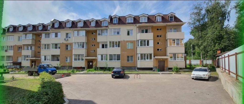 Продажа студии деревня Бородино, Варшавское шоссе 68, цена 1450000 рублей, 2020 год объявление №484484 на megabaz.ru