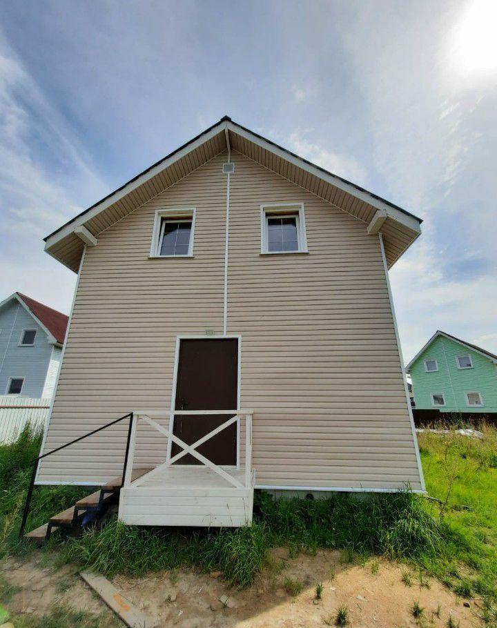 Продажа дома деревня Яковлево, цена 2390000 рублей, 2020 год объявление №469908 на megabaz.ru