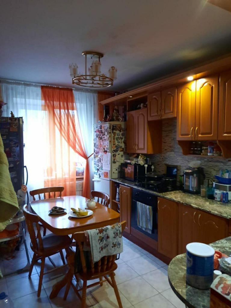 Продажа трёхкомнатной квартиры Клин, улица Мира 60, цена 6700000 рублей, 2020 год объявление №506087 на megabaz.ru