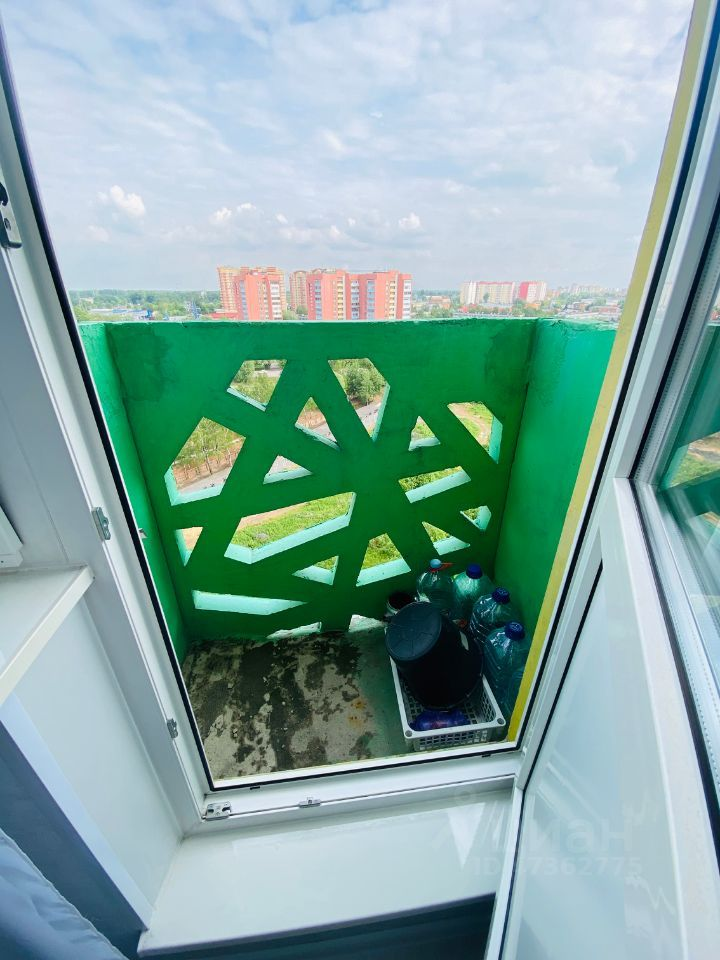 Продажа однокомнатной квартиры Лобня, улица Жирохова 2, цена 6500000 рублей, 2021 год объявление №636984 на megabaz.ru