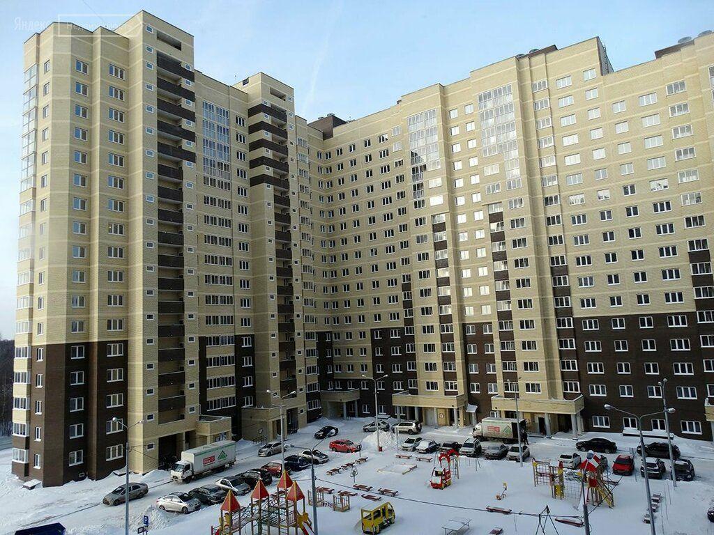 Продажа студии Ногинск, улица Дмитрия Михайлова 12, цена 2690000 рублей, 2021 год объявление №595272 на megabaz.ru