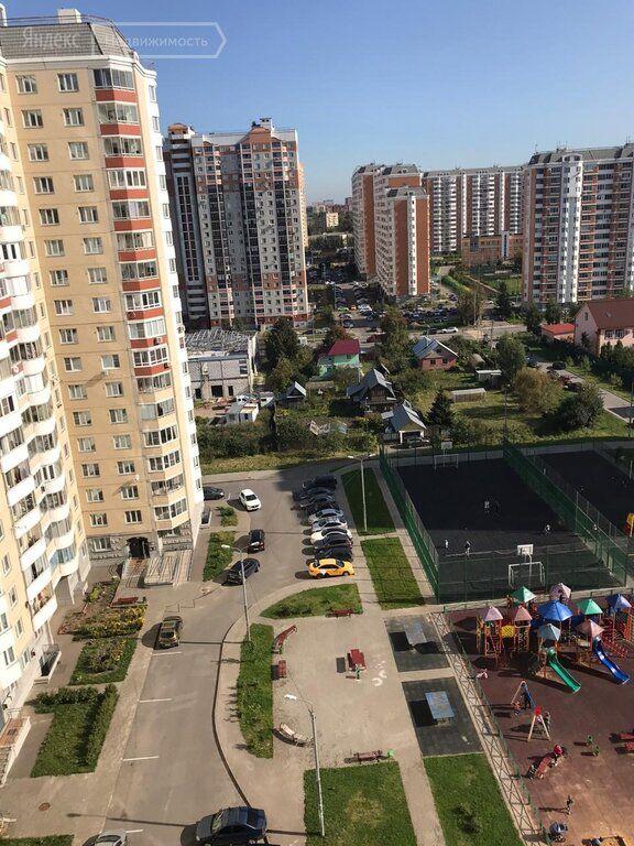 Продажа однокомнатной квартиры Лобня, улица Юности 1, цена 4600000 рублей, 2020 год объявление №507042 на megabaz.ru