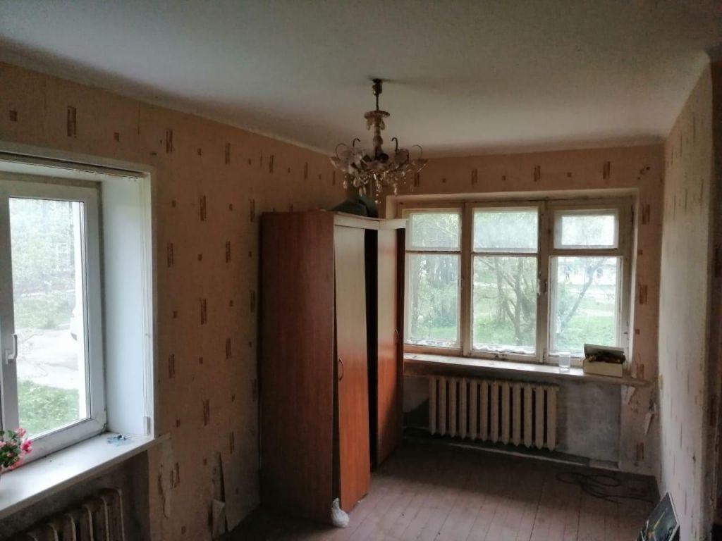 Продажа однокомнатной квартиры поселок Колычёво, цена 1000000 рублей, 2020 год объявление №485129 на megabaz.ru