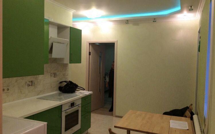 Аренда двухкомнатной квартиры деревня Бородино, Варшавское шоссе 74к1, цена 32000 рублей, 2021 год объявление №1202773 на megabaz.ru