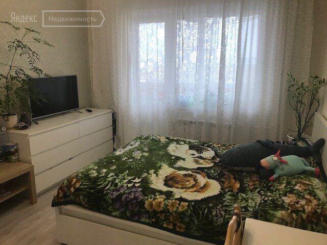 Аренда однокомнатной квартиры Одинцово, Триумфальная улица 12, цена 30000 рублей, 2021 год объявление №1340935 на megabaz.ru