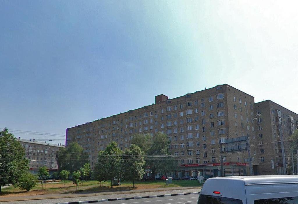 Продажа трёхкомнатной квартиры Москва, метро Нагорная, Варшавское шоссе 65к2, цена 8900000 рублей, 2020 год объявление №492984 на megabaz.ru