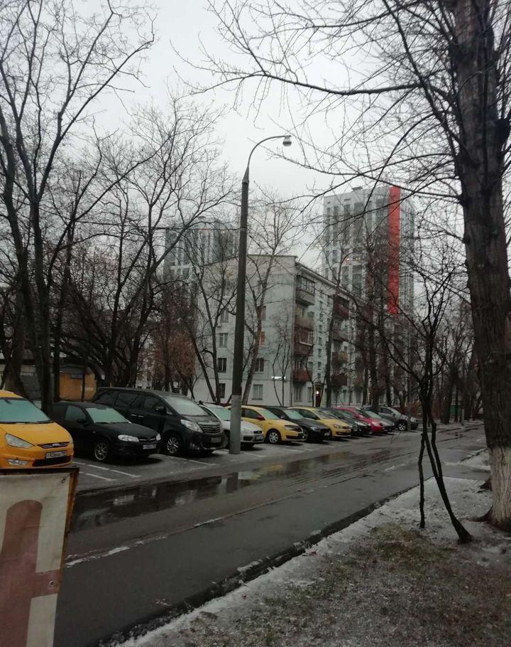 Продажа однокомнатной квартиры Москва, метро Кузьминки, Волгоградский проспект 107к2, цена 6990000 рублей, 2021 год объявление №545510 на megabaz.ru