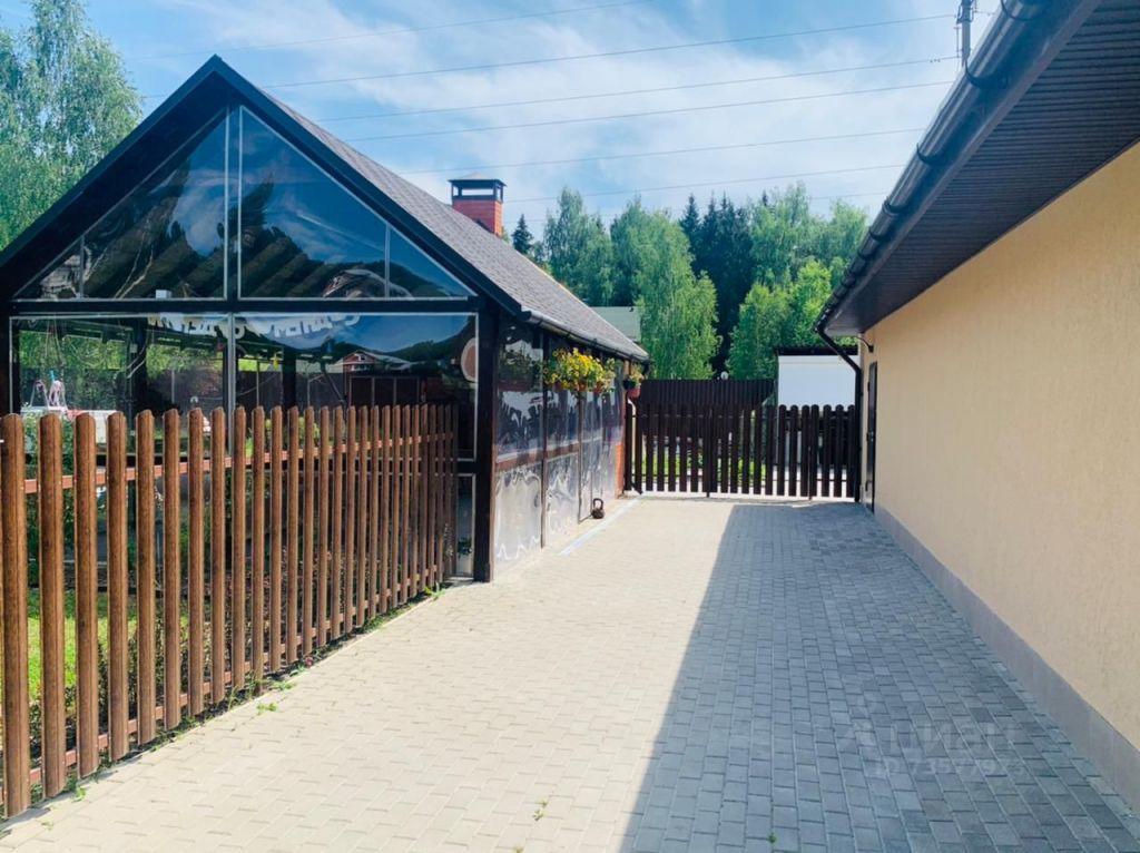 Продажа дома деревня Чепелёво, Ореховая улица, цена 6853000 рублей, 2021 год объявление №638945 на megabaz.ru