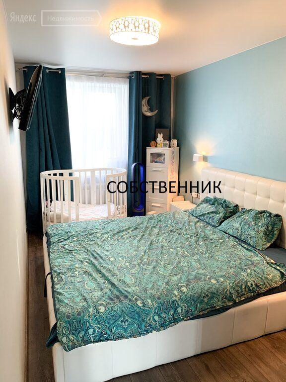 Продажа трёхкомнатной квартиры Москва, метро Рязанский проспект, Рязанский проспект 60, цена 12500000 рублей, 2021 год объявление №485881 на megabaz.ru