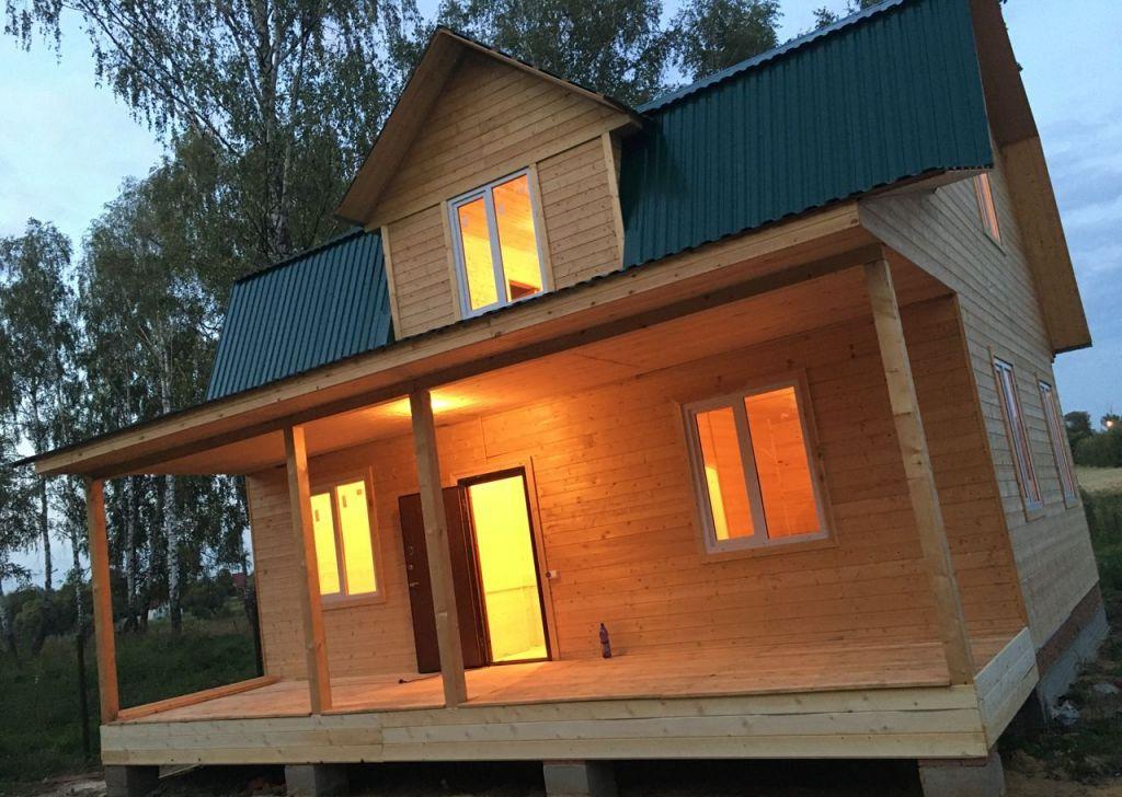 Продажа дома село Никитское, цена 2900000 рублей, 2021 год объявление №491906 на megabaz.ru