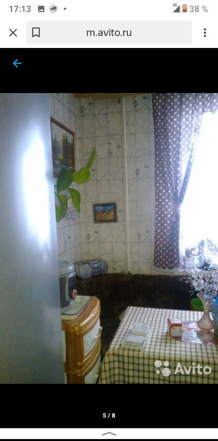 Продажа однокомнатной квартиры рабочий посёлок Сычёво, цена 1450000 рублей, 2020 год объявление №459554 на megabaz.ru