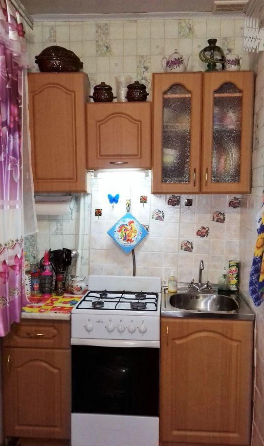 Продажа однокомнатной квартиры поселок Красная Пойма, Лесная улица 1, цена 950000 рублей, 2020 год объявление №456791 на megabaz.ru