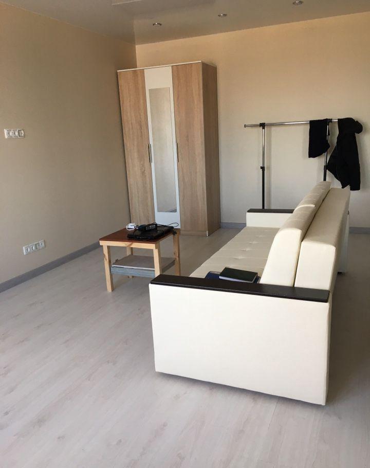 Аренда студии поселок Мебельной фабрики, Заречная улица 1, цена 23000 рублей, 2021 год объявление №1076014 на megabaz.ru