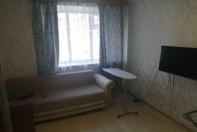 Аренда однокомнатной квартиры Волоколамск, проезд Строителей 6, цена 14000 рублей, 2021 год объявление №1187048 на megabaz.ru