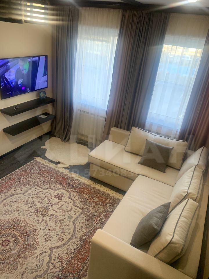 Продажа двухкомнатной квартиры деревня Чёрная, Садовая улица 8, цена 6600000 рублей, 2020 год объявление №489685 на megabaz.ru