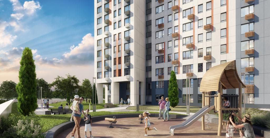 Продажа двухкомнатной квартиры деревня Раздоры, цена 8880145 рублей, 2020 год объявление №489216 на megabaz.ru