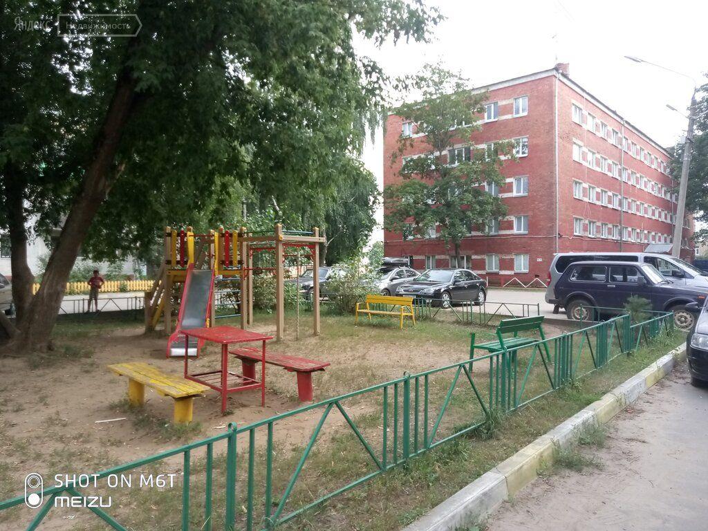 Продажа однокомнатной квартиры деревня Заболотье, улица СПТУ-93 4, цена 2750000 рублей, 2020 год объявление №488367 на megabaz.ru