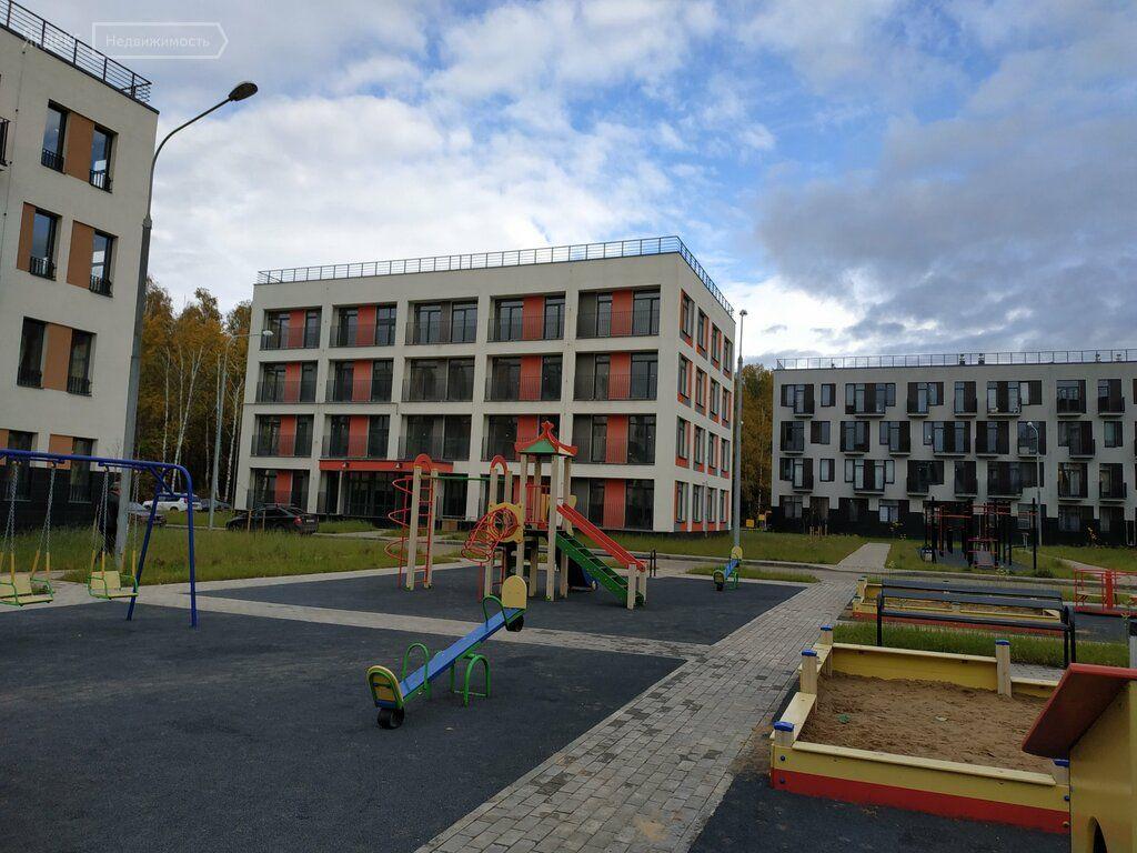 Продажа двухкомнатной квартиры поселок Мещерино, метро Домодедовская, цена 7500000 рублей, 2021 год объявление №556648 на megabaz.ru