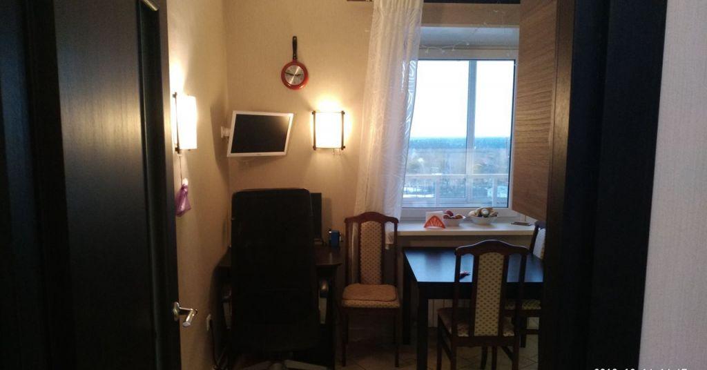 Продажа однокомнатной квартиры Балашиха, проспект Ленина 76, цена 5150000 рублей, 2020 год объявление №508569 на megabaz.ru
