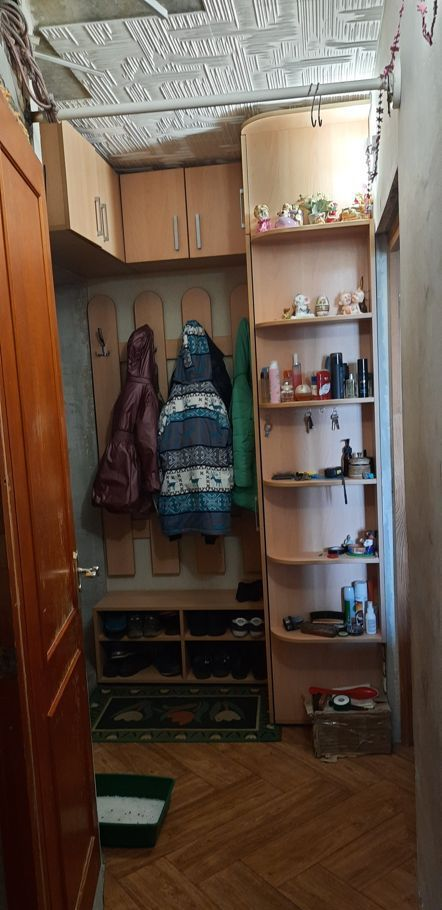 Продажа однокомнатной квартиры поселок Глебовский, улица Микрорайон 41, цена 2500000 рублей, 2021 год объявление №429429 на megabaz.ru