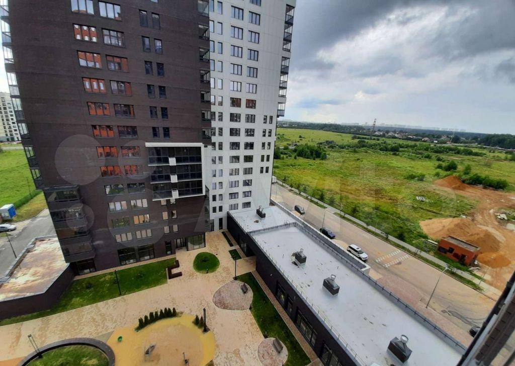 Продажа однокомнатной квартиры поселок Отрадное, метро Пятницкое шоссе, Пятницкая улица, цена 6650000 рублей, 2021 год объявление №642573 на megabaz.ru