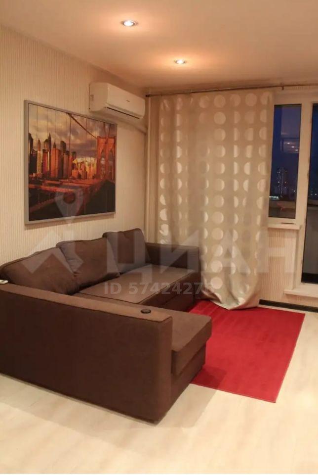 Продажа двухкомнатной квартиры Москва, метро Улица Старокачаловская, цена 9000000 рублей, 2020 год объявление №487182 на megabaz.ru