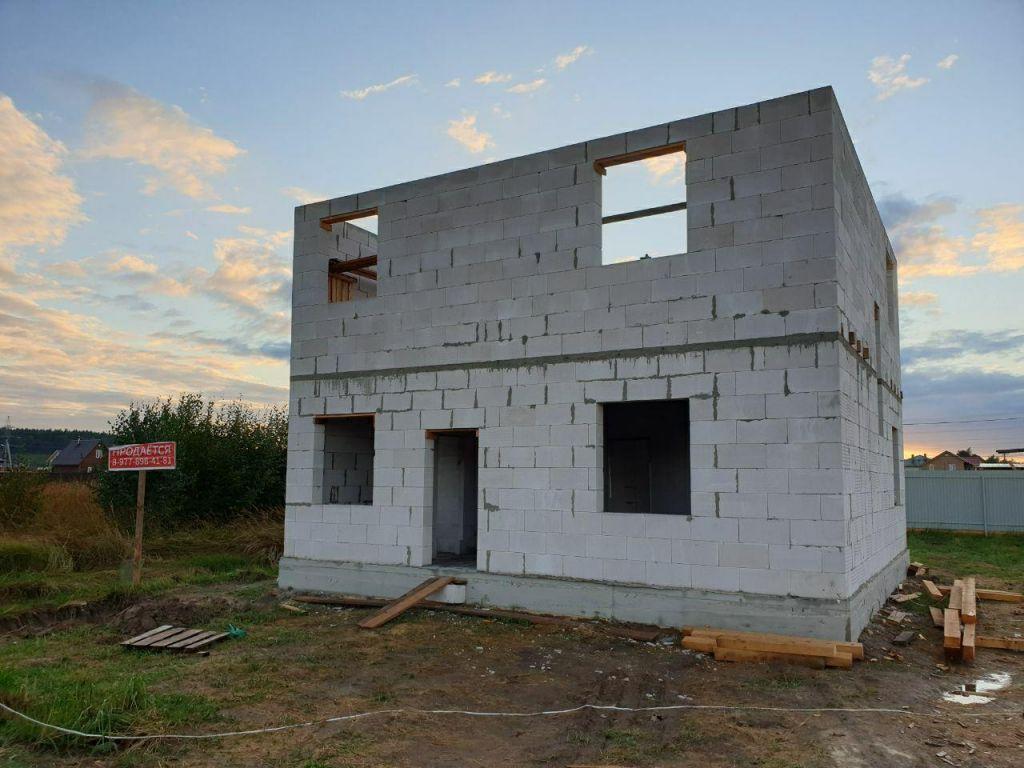 Продажа дома деревня Андреевское, Кооперативная улица, цена 3800000 рублей, 2021 год объявление №472439 на megabaz.ru