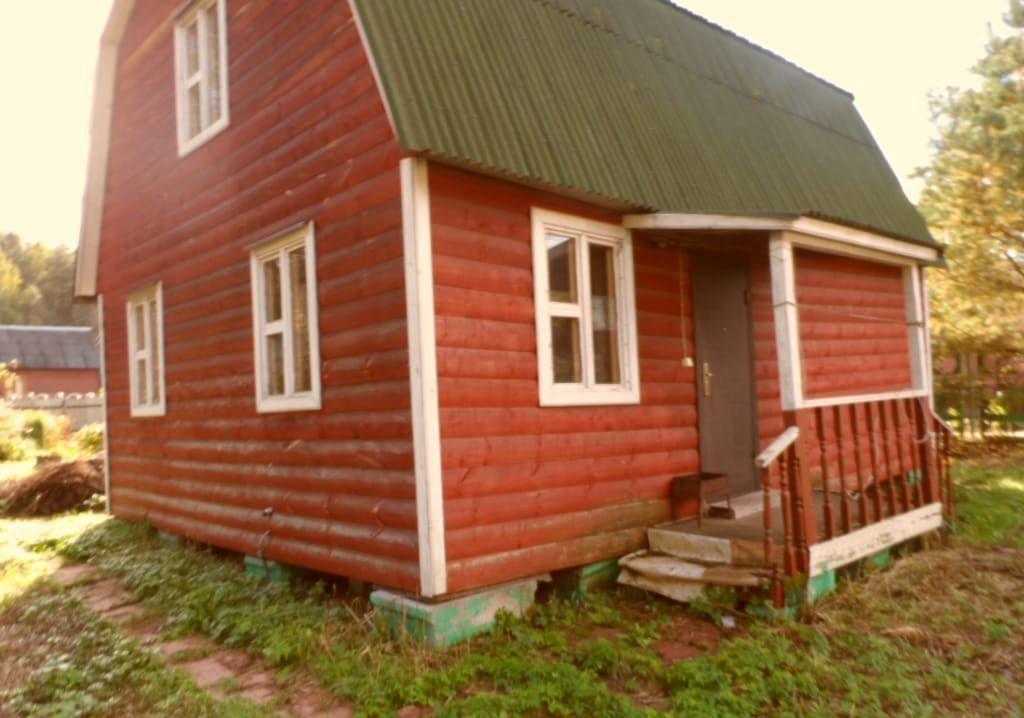 Продажа дома деревня Васютино, цена 720000 рублей, 2021 год объявление №507441 на megabaz.ru
