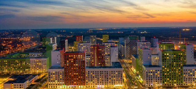Продажа однокомнатной квартиры Москва, метро Бунинская аллея, цена 6380000 рублей, 2021 год объявление №577650 на megabaz.ru