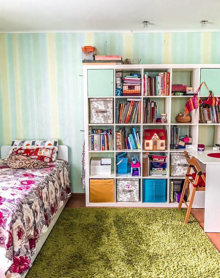 Продажа однокомнатной квартиры Электроугли, Школьная улица 51А, цена 3200000 рублей, 2021 год объявление №603681 на megabaz.ru