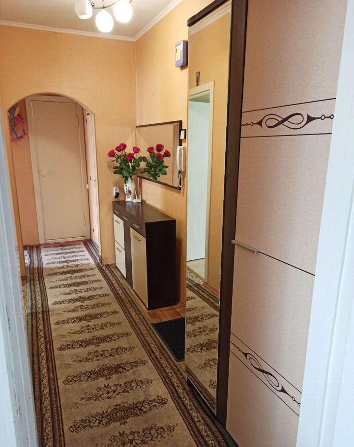 Продажа двухкомнатной квартиры деревня Давыдово, улица 2-й Микрорайон 17Б, цена 2300000 рублей, 2020 год объявление №489569 на megabaz.ru