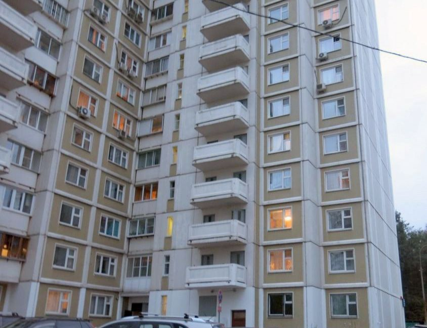 Продажа однокомнатной квартиры Москва, метро Митино, улица Барышиха 21к1, цена 3950000 рублей, 2020 год объявление №502879 на megabaz.ru