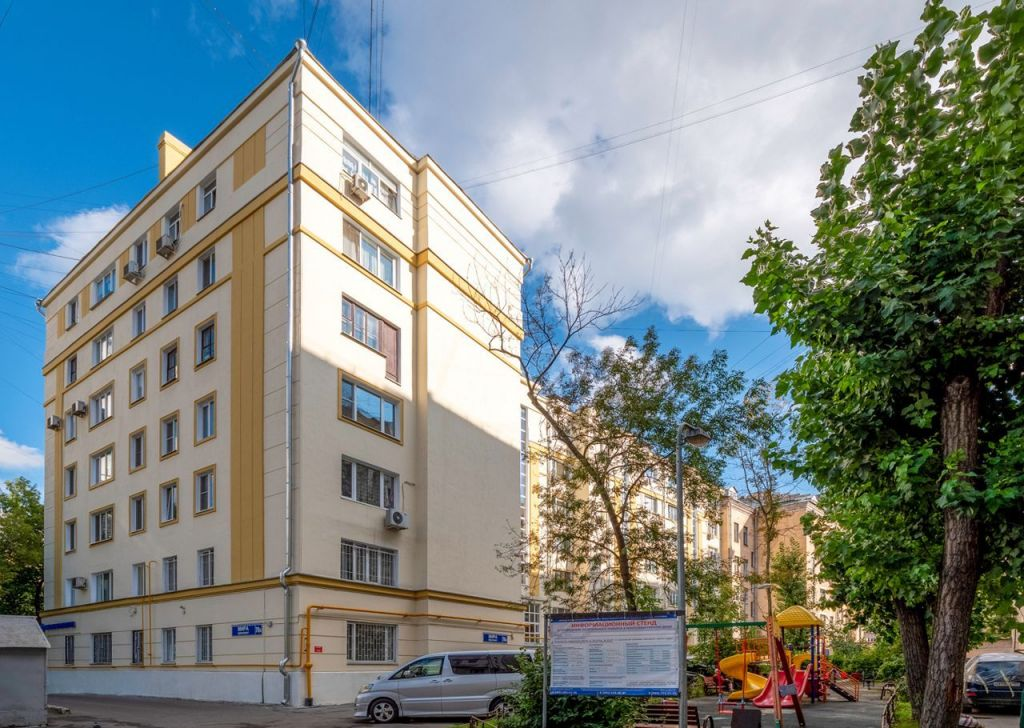 Продажа двухкомнатной квартиры Москва, метро Рижская, проспект Мира 70А, цена 18900000 рублей, 2020 год объявление №496810 на megabaz.ru
