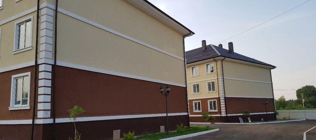 Продажа однокомнатной квартиры село Строкино, 1-я Солнечная улица 2А, цена 2500000 рублей, 2021 год объявление №466845 на megabaz.ru
