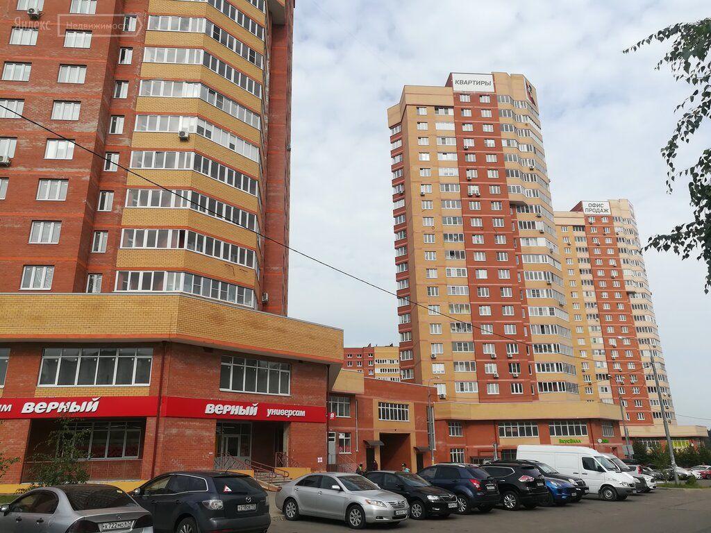 Продажа двухкомнатной квартиры дачный посёлок Лесной Городок, цена 7500000 рублей, 2020 год объявление №510461 на megabaz.ru