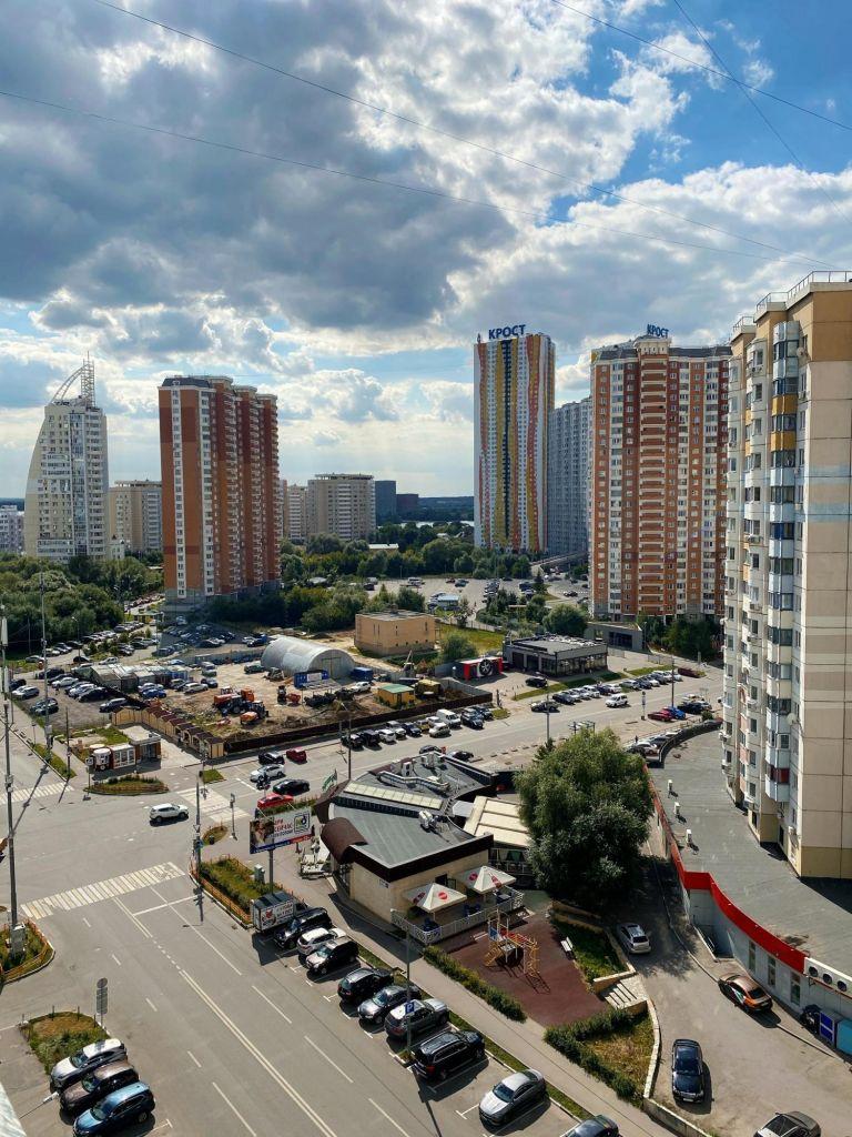Продажа однокомнатной квартиры Красногорск, цена 1150000 рублей, 2020 год объявление №507855 на megabaz.ru