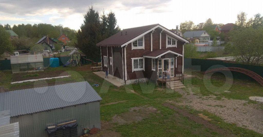 Продажа дома деревня Большие Жеребцы, цена 8700000 рублей, 2021 год объявление №385029 на megabaz.ru