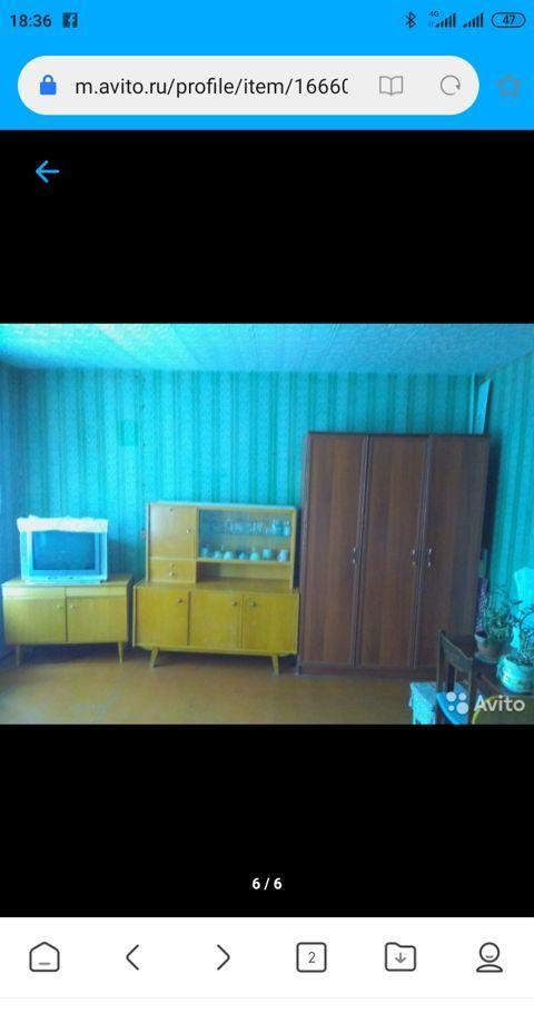 Аренда однокомнатной квартиры Егорьевск, Советская улица 95, цена 11000 рублей, 2020 год объявление №1223566 на megabaz.ru