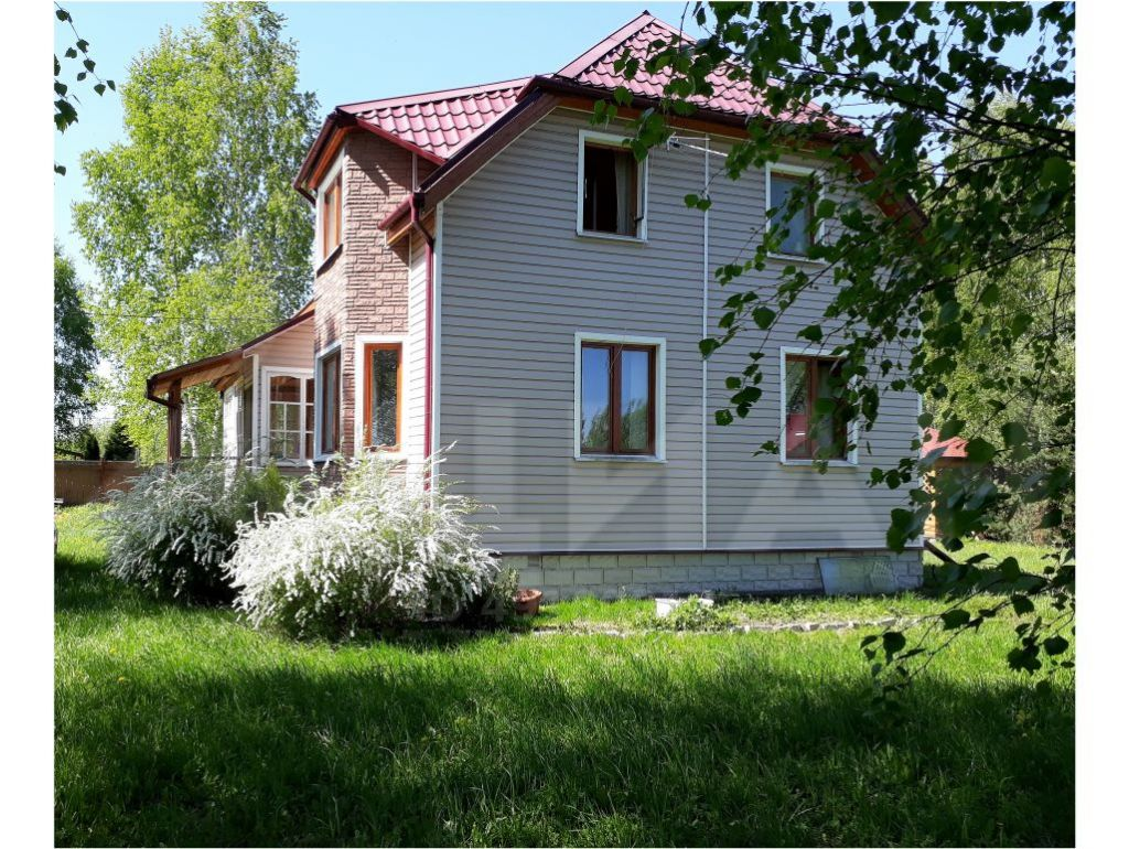 Продажа дома село Никоновское, цена 5100000 рублей, 2021 год объявление №462136 на megabaz.ru