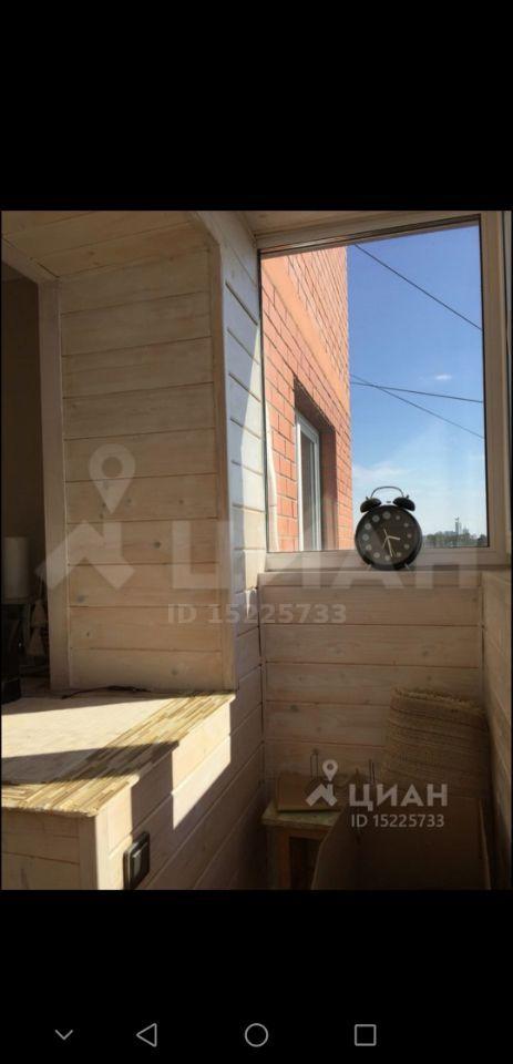 Продажа однокомнатной квартиры село Тарасовка, Центральная улица 11, цена 3650000 рублей, 2020 год объявление №477849 на megabaz.ru