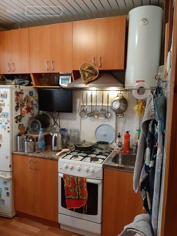 Продажа двухкомнатной квартиры Орехово-Зуево, улица Бугрова 11, цена 2800000 рублей, 2021 год объявление №574907 на megabaz.ru